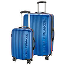 Geoffrey Beene 2-Piece Hardside Luggage Set