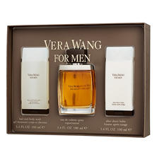 Vera Wang Men Classic Eau de Toilette 3-Piece Gift Set