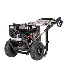 SIMPSON PowerShot 3300 PSI 2.5 GPM - Gas Pressure Washer Powered By HONDA