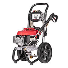 SIMPSON MegaShot 2800 PSI at 2.3 GPM HONDA GCV160 Premium Gas Pressure Washer