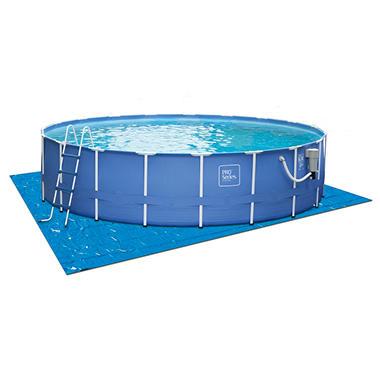 18 39 proseries frame pool sam 39 s club - Pro series frame pool ...
