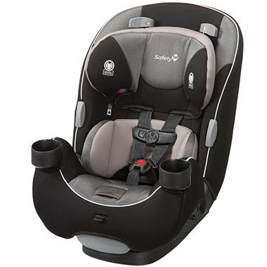 safety 1st everfit 3 in 1 convertible car seat choose your color sam 39 s club. Black Bedroom Furniture Sets. Home Design Ideas