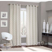 Eclipse Webber Thermaback Blackout Window Curtain (Assorted Sizes)