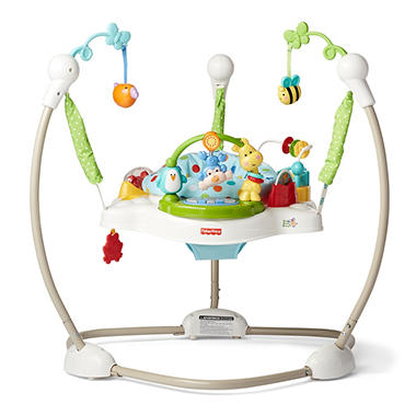 Fisher-Price Zoo Party Jumperoo - Sam's Club