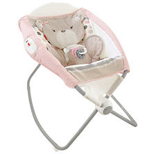 Fisher-Price My Little Snugabear Newborn Rock 'n Play Sleeper, Ballerina