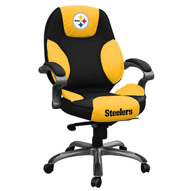 Pittsburg Steelers Nfl Leather Chair Sam 39 S Club