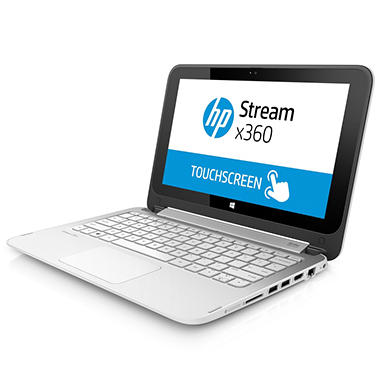 how to change hard drive in hp stream