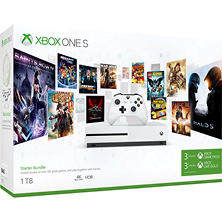 Xbox One S Starter Bundle (1TB)