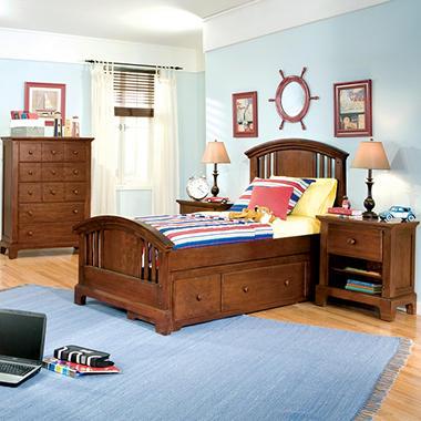 Cambridge Bedroom Set Twin 3pc Sam 39 S Club