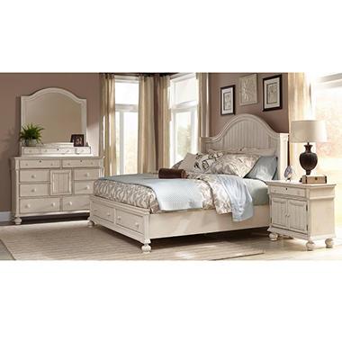 Southington Storage Bedroom Furniture Set Assorted Sizes Sam 39 S Club