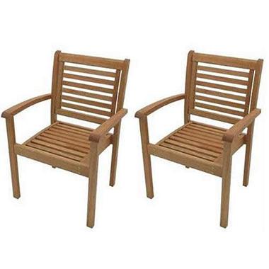 Brazil Outdoor Chair 2 pk Sam s Club