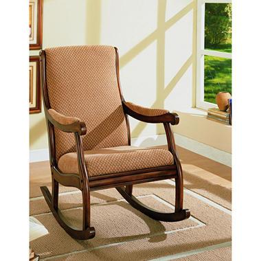 Rockford Fabric Rocking Chair - Sams Club