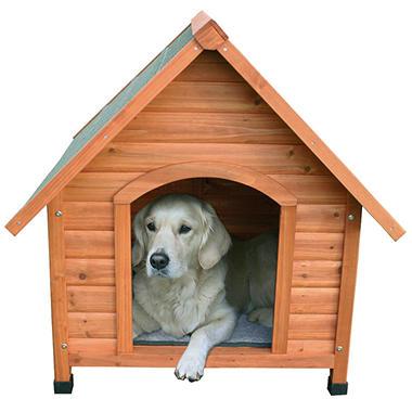 Trixie Log Cabin Dog House Choose Your Size Sam S Club