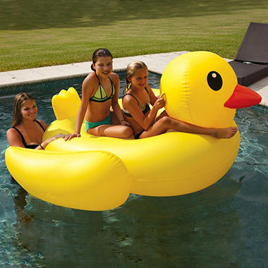Costco Auto Program >> Giant Pool Float - Duck - Sam's Club