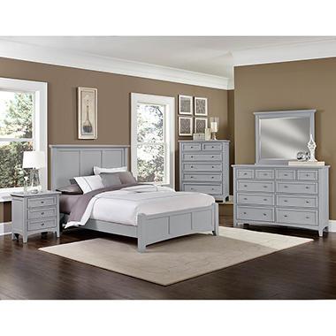 Dax Mansion Bedroom Furniture Set Sam 39 S Club