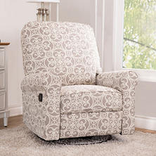 Porter Swivel Glider Recliner (Choose Color)