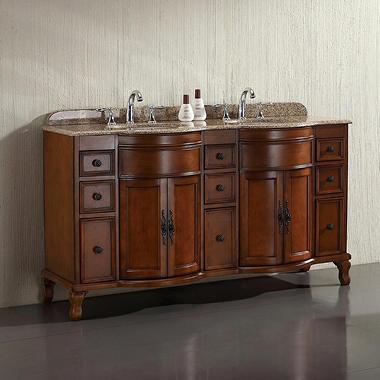 Ove decors cambridge 60 double bowl vanity sam 39 s club for 60 double bowl bathroom vanity
