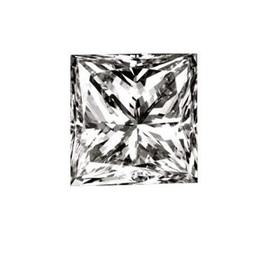 .91 ct. Princess-Cut Loose Diamond (E, VVS2)