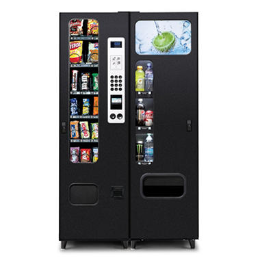 Selectivend 22 Drink/Snack Combo Vending Machine