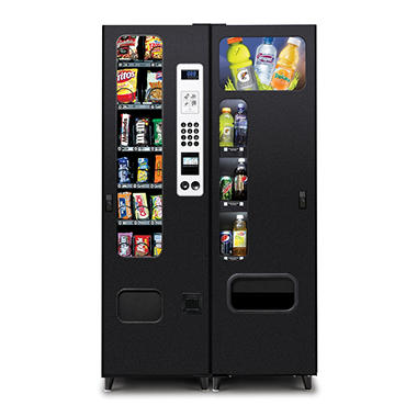 Selectivend Gatorade 22 Selection Combo Vending Machine