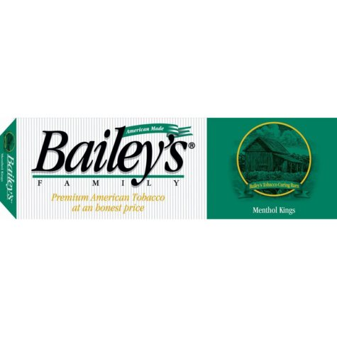 Bailey's Menthol King Soft Pack 1 Carton