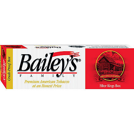 Bailey's Full Flavor King Box (20 ct., 10 pk.)