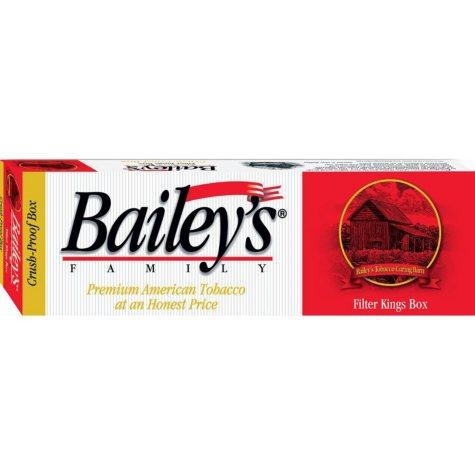 Bailey's Full Flavor King Box 1 Carton