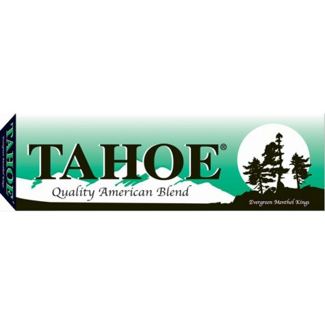 Tahoe Evergreen Menthol King Soft Pack (20 ct., 10 pk.)