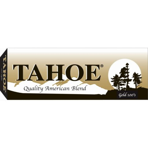 Tahoe Gold 100s 1 Carton