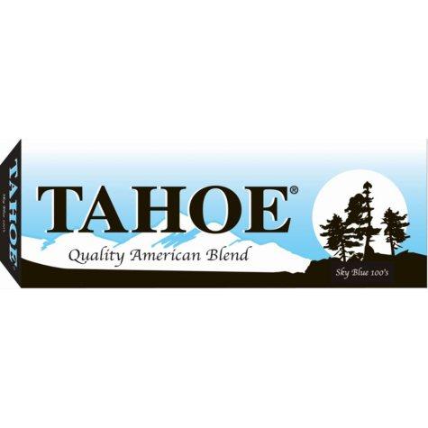 Tahoe Sky Blue 100s 1 Carton