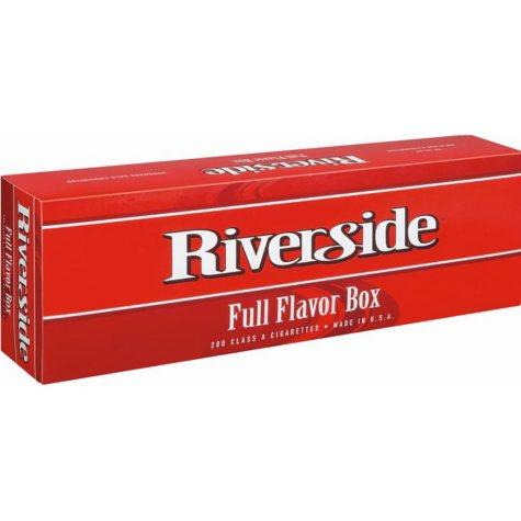 Riverside Full Flavor Box  1 Carton