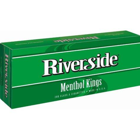 Riverside  Menthol  1 Carton