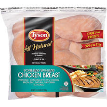 Looking for Best Prices on Boneless, Skinless Chicken Breasts. Shellhead | Mar 26, I usually scan the local ads looking for sales. When I find a good deal, I buy 20 pounds or so and freeze it. So far, the best prices I've found have been at Smart & Final usually around $ per pound.