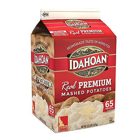 Idahoan Real Premium Mashed Potatoes (3.25 lbs.)
