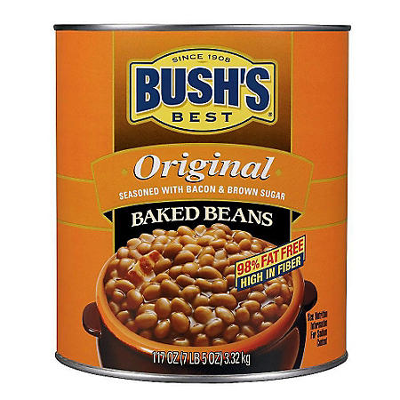 Bush's Original Baked Beans (117 oz.)