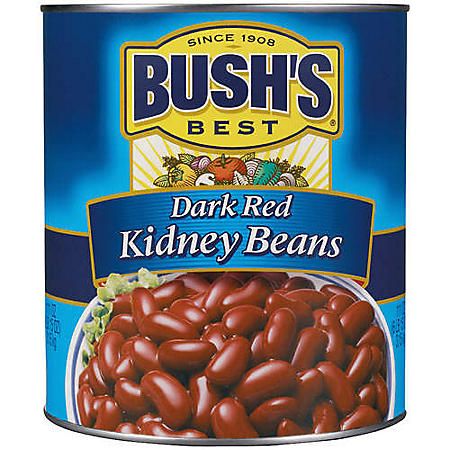 Bush's Dark Red Kidney Beans (111 oz.)