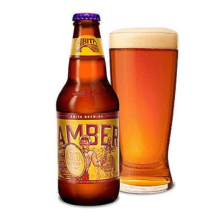 Abita Brewing Amber (12 fl. oz. bottle, 24 pk.)