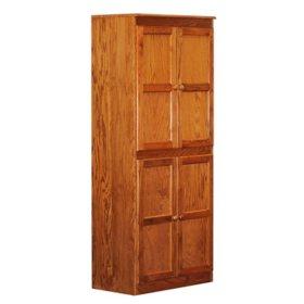 A. Joffe 5-Shelf Multi-Use Storage Cabinet, Select Color
