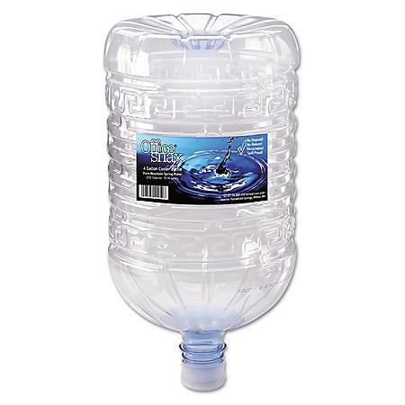 Monadnock Spring Water Cooler Bottle (4gal)