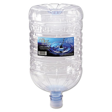 Monadnock Spring Water Cooler Bottle - 4 gal.