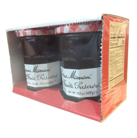 Bonne Maman Four Fruit Preserves (15.8 oz. ea., 2 pk.)