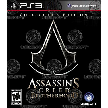 Assassin's Creed Brotherhood Collector's Edition - PS3