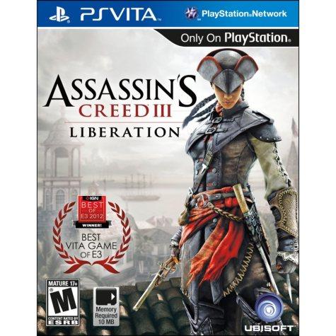 Vita Assassin's Creed III