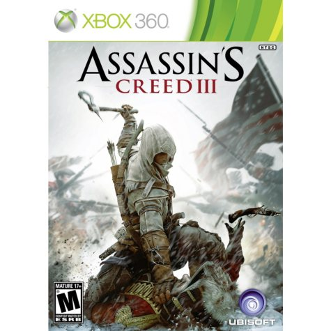 Assassin's Creed 3 - Xbox 360