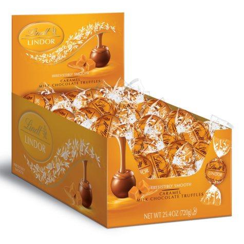 Lindor Truffles Caramel (60 ct.)