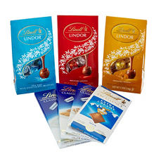 Lindt LINDOR Milk Chocolate Collection