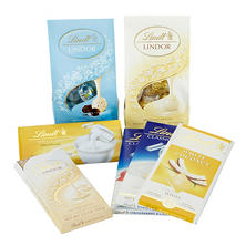 Lindt LINDOR White Chocolate Collection