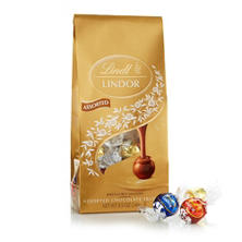 Lindt Lindor Assorted Chocolate Truffles Bag (8.5 oz.)