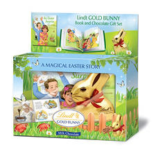 Lindt Gold Bunny with Story Book