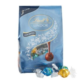 Lindt LINDOR Assorted Caramels (15.2 oz. bag)